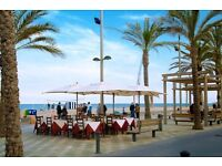 RESTAURANT MANAGER WANTED IN ALICANTE, SPAIN