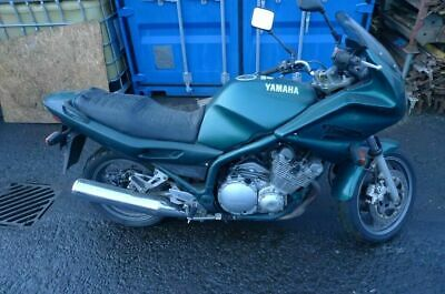 <em>YAMAHA</em> XJ900 DIVERSION BREAKING REAR USED TYRE ONLY SALEWEB STOCK