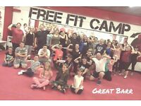 Free FITCAMP Great barr