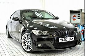 BMW E46 E92 | 330 M Sport Coupe | Automatic | Massive-Spec | 3.0 Petrol | SatNav & Bluetooth