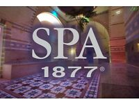 Spa Therapists (Female Preferred)