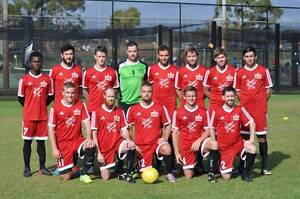 Hamersley Rovers Soccer Club Season 2017 Carine Stirling Area Preview