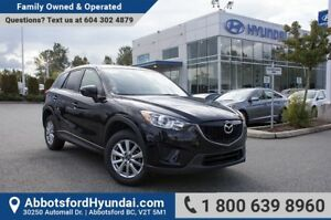 2015 Mazda CX-5 GX ACCIDENT FREE & ONE OWNER
