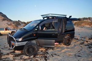 2001 Mitsubishi Delica Van/Minivan Perth Perth City Area Preview