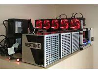AMD RX 560 4Gb x 6 Ethereum Bitcoin mining machine
