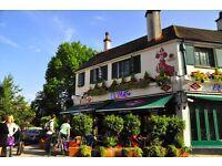 Spanish restaurant in Fulham seeking Cleaner and Kitchen Porter