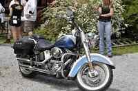 Harley Davidson à vendre