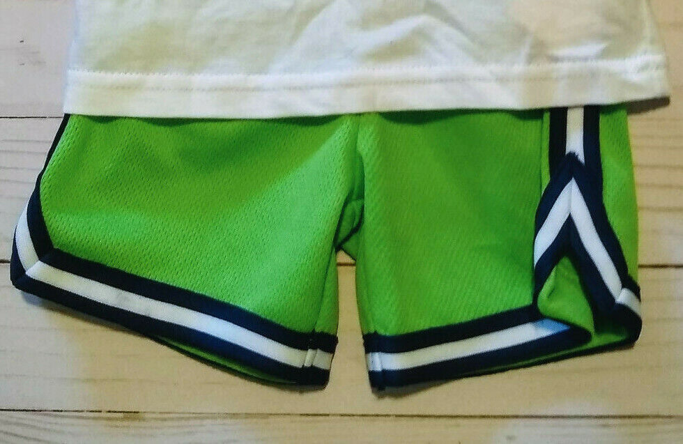 First Impressions Baby Boy 2pc Set DADDY S LITTLE SURFER DUDE 3-6 Months NWT - $15.97