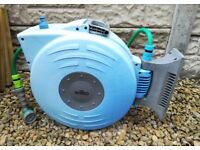 25m auto hose reel 2 in 1 wall mounted NO OFFERS