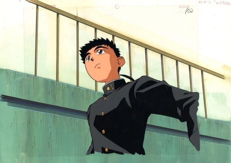 Anime Cel Tenchi OP #325