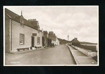 Scotland Wigtownshire CAIRNRYAN c1920s? PPC