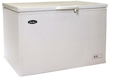 Atosa Mwf9010 Commercial Solid Top Chest Freezer - 10 Cu.ft.