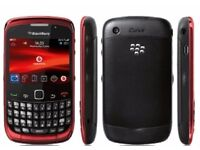 blackberry phone unlocked to any network like new