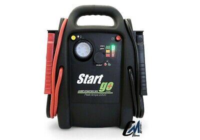SG2200 INTEC START GO PLUS AVVIATORE D'EMERGENZA PROFESSIONALE 12V 2200PA