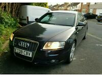 2008 Audi A6 S Line (Fully Loaded with Colour Nav Auto Paddleshift) Swap maybe