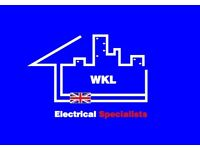 Electrical, fire alarm and emergency lighting specialists