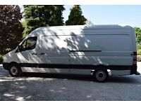 Man With A Van Services, Local & Long Distance.