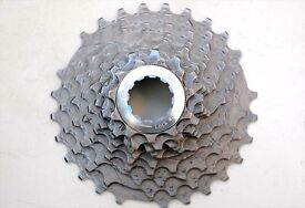Sram Red Rear Cassette Powerdome 10 speed 11-28T V.G.C. RRP£209