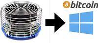 Bitcoin Mining Contract (48h) -- Antminer U3 63gh/s +- 5% Sha256 -  - ebay.it