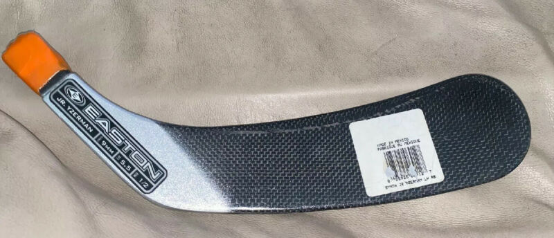 Easton  Jr Yzerman Carbon Hockey Blade Replacement Left Handed (New)