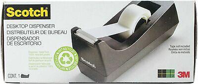 3' Core Weighted Tape Dispenser - Scotch Desktop Tape Dispenser, 1