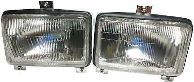 Kubota Left Lh Headlight Assembly Head Lights Head Lamps Tractor
