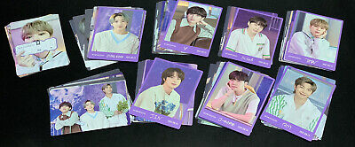 BTS- SOWOOZOO 2021 Muster Official Mini Photocard All Member Full Set (71ea)