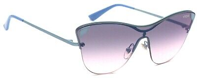 Vogue Damen Sonnenbrille VO4079-S 5077H9 blau shield randlos cat eye  363 29