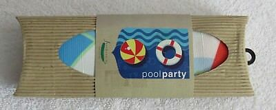 """Pool Party Flag by FeatherHill Banner - Indoor / Outdoor - 24"""" by 36"""""""