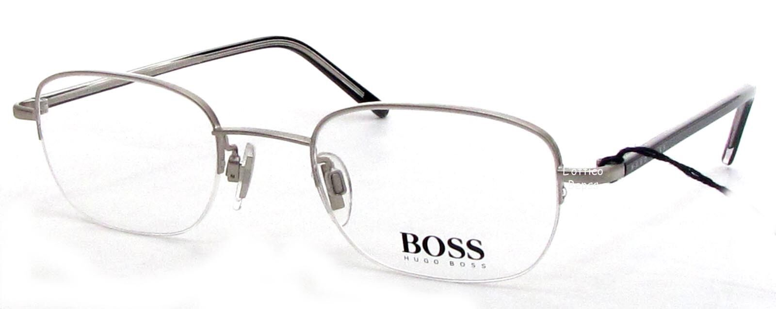 bee84e9642d8e SPECTACLES FRAME HUGO BOSS HB1558 SW 48 colour SILVER MATTE SOLD OUT ...