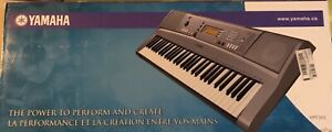 Yamaha keyboard YPT310 with stand