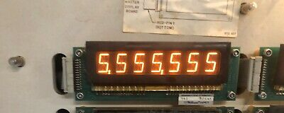 WILLIAMS PINBALL ALPHANUMERIC DISPLAY HIGH SPEED GRAND LIZARD PINBOT ROAD KINGS