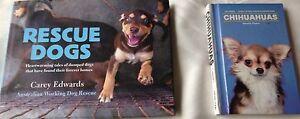 Books- Rescue Dogs & Chihuahuas Box Hill North Whitehorse Area Preview