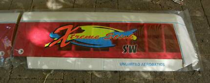 Classic Rc plane wings - Xtreme stick SW Unlimited aerobatics