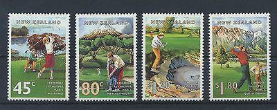 Neuseeland 1405/08 postfrisch / Golf ...........................................