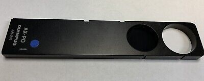 Olympus Ax-po Polarizer Slider Reflected Light For Ax Part U-p220