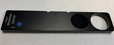 Olympus Ax-po Polarizer Slider Reflected Light For Ax Part U-p220