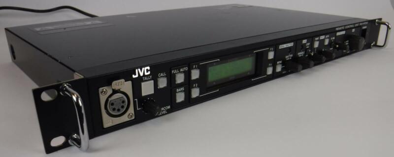 JVC RM-HP250AU Professional Multi-Core Remote Camera Control Unit CCU