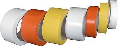 PVC Putzerband Abklebeband Schutzband Putzband glatt oder gerippt div. Abmessung