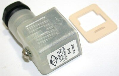 New Canfield Solenoid Connector 6-48