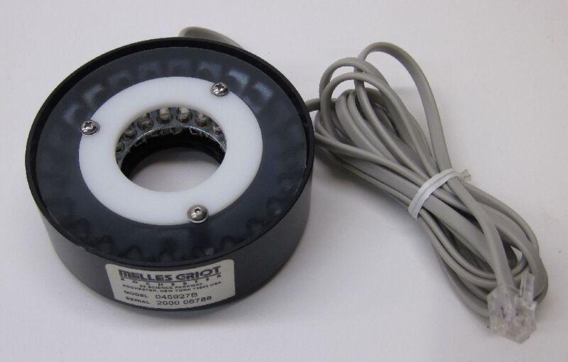 Melles Griot 045927B LED Ring Light