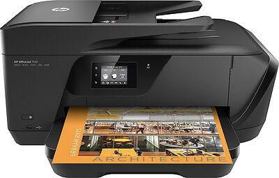 HP - Officejet 7510 Wide Format Wireless All-In-One Printer