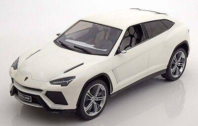 Mcg 2012 Lamborghini Urus White Color 1 18 Scale  New Release