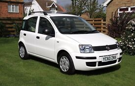 Fiat Panda 1.2 Active EU5 FSH 12,750 miles only 5dr £30 a year tax