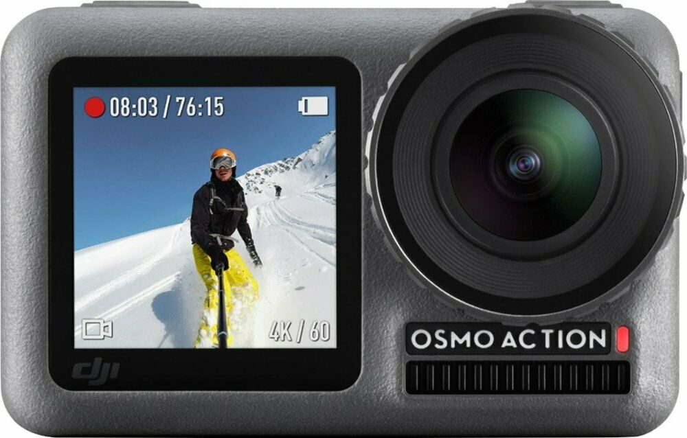 new-dji-osmo-4k-uhd-hdr-action-camera-12-3mp-dual-screen-rocksteady-waterproof