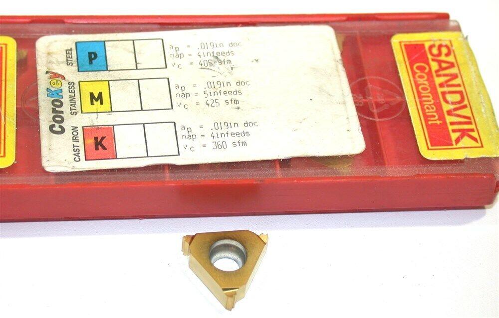 L166.0G-16UN01-080 1020 SANDVIK INSERT