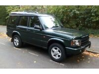 LAND ROVER DISCOVERY (TD5 S) 2003 Edition, 7 Seater, Low Mileage, Drives Perfect, S/History, CD/MP3