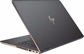 *2017* BRAND NEW HP x360 Spectre 15-BL001NA 15.6 4K Laptop Kaby Lake i7-7500U 16GB