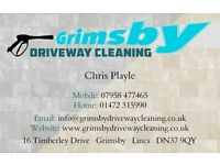 Grimsby Driveway Cleaning. Block Paving Cleaning, Driveway Cleaning, Patio & Pathway Cleaning