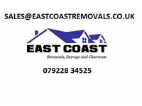 EAST COAST REMOVALS CLEARANCE & STORAGE Ipswich Call Text: 07922 834525 Luton Vans House Clearance